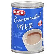 H-E-B Evaporated Milk