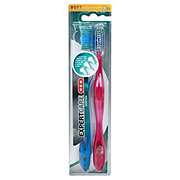 H-E-B Expert Care Vortex Soft Toothbrush Twin Pack