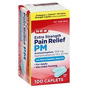 H-E-B Extra Strength Pain Relief PM