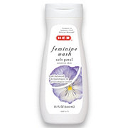 H-E-B Feminine Wash Soft Petal Sensitive Skin