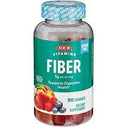 H-E-B Fiber Adult Gummies