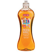 H-E-B Fiesta Market Dishwashing Liquid Soap