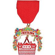 H-E-B Fiesta Medal 2018
