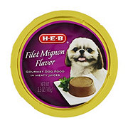 H-E-B Filet Mignon Flavor Dog Food