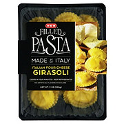 H-E-B Filled Pasta, Italian Four Cheese Girasoli