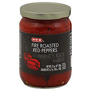 H-E-B Fire Roasted Red Peppers