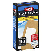 H-E-B Flexible Fabric Extra Large Bandages
