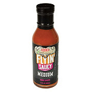 H-E-B Flyin' Saucy Select Ingredients Medium Buffalo Wing Sauce