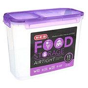 H-E-B Food Storage Airtight