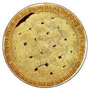 H-E-B Four Berry Pie