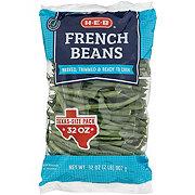 H-E-B French Beans