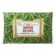 H-E-B French Cut Green Beans