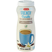 H-E-B French Vanilla Powdered Coffee Creamer