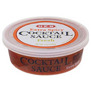H-E-B Fresh Extra Spicy Cocktail Sauce