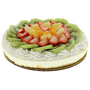 H-E-B Fresh Fruit Cheesecake