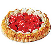 H-E-B Fresh Strawberry Pie