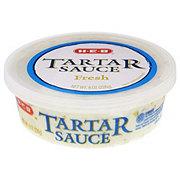 H-E-B Fresh Tartar Sauce