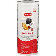 H-E-B Fruit Punch Drink Mix