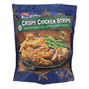 H-E-B Fully Cooked Crispy Chicken Strips