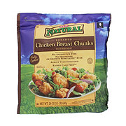 H-E-B Fully Cooked Natural Breaded Chicken Breast Chunks