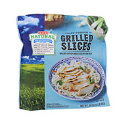 H-E-B Fully Cooked Natural Grilled Breast Strip