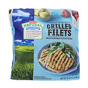 H-E-B Fully Cooked Natural Grilled Chicken Breasts