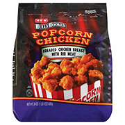 H-E-B Fully Cooked Popcorn Chicken