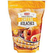 H-E-B Fully Cooked Sausage and Cheddar Kolaches