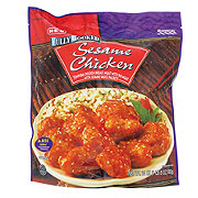 H-E-B Fully Cooked Sesame Chicken
