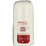 H-E-B Genoa Salami