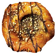H-E-B German Chocolate Twist Danish