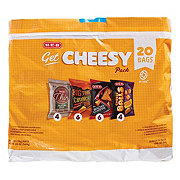 H-E-B Get Cheesy Variety Pack