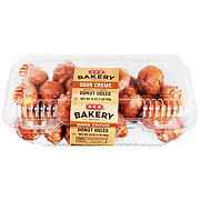 H-E-B Glazed Sour Cream Donut Holes