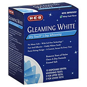 H-E-B Gleaming White 5 Day Touch Teeth Whitening
