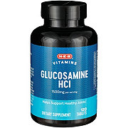 H-E-B Glucosamine HCl 1500 mg Tablets