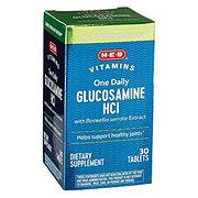 H-E-B Glucosamine HCL and Vitamin D3 Caplets