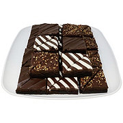 H-E-B Gourmet Brownie Party Tray