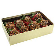 H-E-B Gourmet Chocolate Dipped Strawberries-Turtle