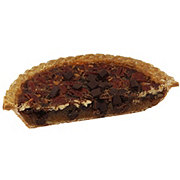 H-E-B Gourmet Scratch Chocolate Pecan 1/2 Pie