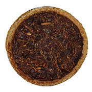 H-E-B Gourmet Scratch Chocolate Pecan Pie