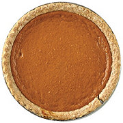 H-E-B Gourmet Scratch Pumpkin Pie