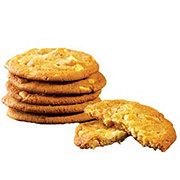 H-E-B Gourmet White Chocolate Macadamia Cookies