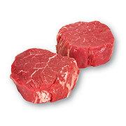H-E-B Grass Fed Natural Beef Tenderloin Steak Boneless