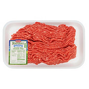 H-E-B Grassfed Ground Beef 90% Lean