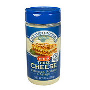 H-E-B Grated Three Cheese Blend