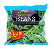 H-E-B Green Beans, Club Pack