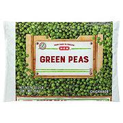 H-E-B Green Peas