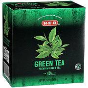 H-E-B Green Tea Bags