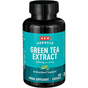 H-E-B Green Tea Extract 315 mg Capsules