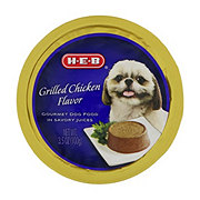 H-E-B Grilled Chicken Flavor in Savory Juices Wet Dog Food